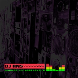 DJ RNS Dubstep Bass Level 2 Front Cover