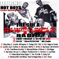 Hot Boys XM Mixtape Thumbnail