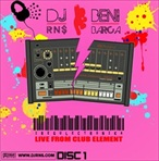 DJ RNS REGULECTRONIKA - Live From Club Element Disc 1