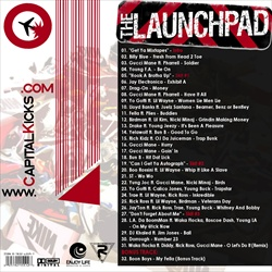 DJ RNS The LaunchPad Back Cover