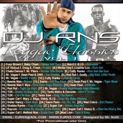 Reggae Classics Vol. 1 Thumbnail