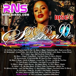 R&B Session 90's Disc 3 Thumbnail