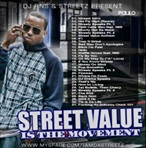DJ RNS & Streetz Street Value Is The Movement