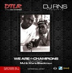 DJ RNS We Are The Champions