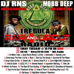 DJ RNS XM Mobb Deep Mix Front Cover