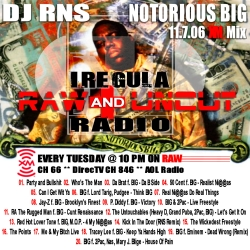 Notorious BIG XM Mixtape Thumbnail