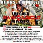 DJ RNS Notorious BIG XM Mixtape