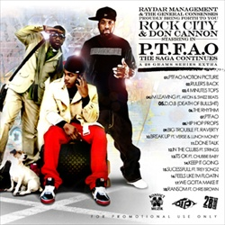 Rock City & Don Cannon PTFAO: The Saga Continues Back Cover