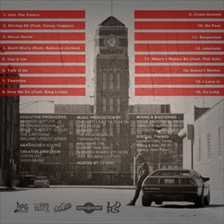 Rockie Fresh Driving 88 Back Cover