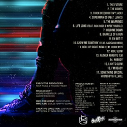 Rockie Fresh Electric Highway Back Cover