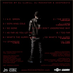 Rockie Fresh The Other Side Back Cover