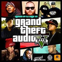 Grand Theft Audio V Thumbnail