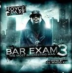 Royce Da 5'9 The Bar Exam 3