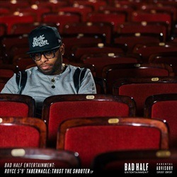 Royce Da 5'9 Trust The Shooter Front Cover