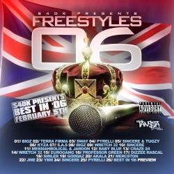 S4DK Freestyles 06 Front Cover