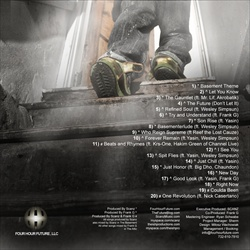 Scanz Basement Chronicle Back Cover