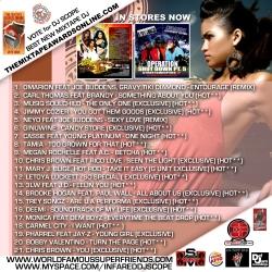 DJ Scope R&B Overdrive Back Cover