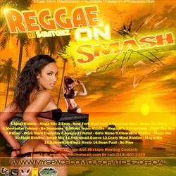 DJ Scratchez Reggae Onsmash Back Cover