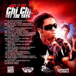 DJ Set It Off Chi Chi Get The Yayo Vol. 3 Back Cover