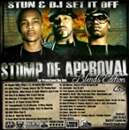 Stun & DJ Set It Off Stomp Of Approval Vol. 1 Blends Edition