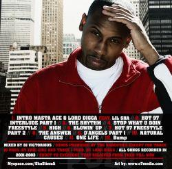 DJ Victorious & Sha Stimuli Please Download My Demo Back Cover