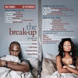 DJ Victorious & Sha Stimuli The Break-Up Back Cover