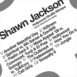 Shawn Jackson Hollywood Shuffle: Side B Back Cover