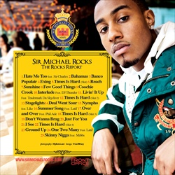 Sir Michael Rocks The Rocks Report Back Cover