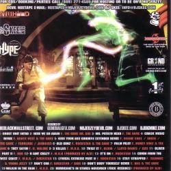 DJ Skee Nu Jerzey Devil & Big Mike Ghost Unit Back Cover