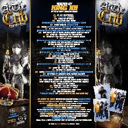 DJ Slikk At The Crib 22 Back Cover
