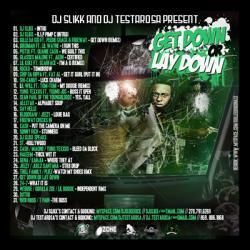 DJ Slikk Get Down Or Lay Down Back Cover