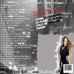 DJ Smite RnB Course Vol. 3 Back Cover