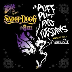 DJ Skee & Snoop Dogg PuffPuffPassTuesdays Front Cover