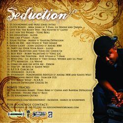 DJ Soundwave Seduction 3 Back Cover