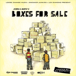 Starrs & Murph Boxes For Sale Vol.1 Front Cover