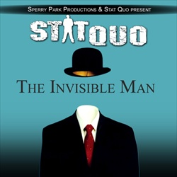 Stat Quo The Invisible Man Front Cover