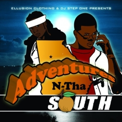 DJ Step One Adventures N-Tha South Front Cover