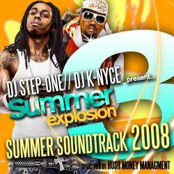 Summer Explosion 3 Soundtrack 2008 Thumbnail