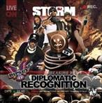 DJ Storm Diplomatic Recognition