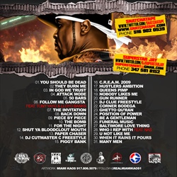 Superstar Jay & 50 Cent Nobody Likes Me Back Cover