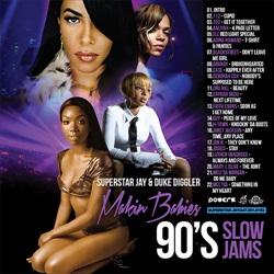 Makin' Babies 90's Slow Jams Thumbnail