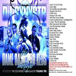 The Dame Dash Pro Keds Mixtape Thumbnail