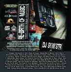 DJ Synystr Re-Birth Of Music '1991-1999 R&B Edition'