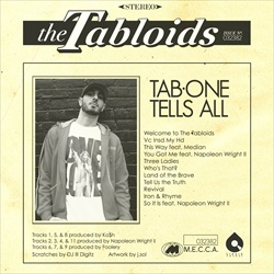 Tab One Tabloids Back Cover