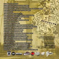 Team Invasion Midwest Jay-Z-I am Legend Back Cover