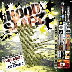 DJ Technic Hoodstarz Back Cover