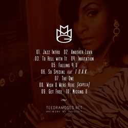 Teedra Moses Luxurious Undergrind Back Cover