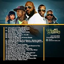 TM Grimes 83.0 Grime Radio 6 Back Cover