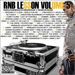 DJT.O RNB Lesson Volume 5 Back Cover