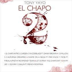 Tony Yayo El Chapo 2 Back Cover